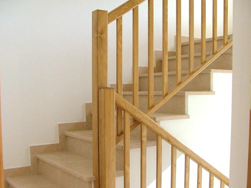 Ringhiere - Ringhiere scale interne in legno ...