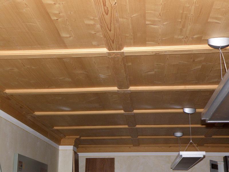 Soffitti In Legno Moderni : Camera da letto in legno tondo di luce w a colori stanza